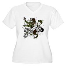MacDiarmid Tartan Lion T-Shirt