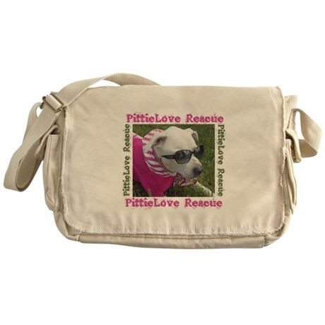 Ready for the Beach Messenger Bag
