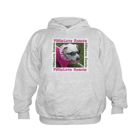 Ready for the Beach Kids Hoodie