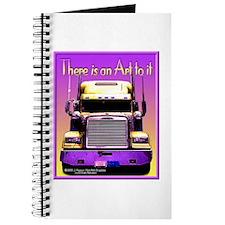 """Art of Trucking"" Journal"