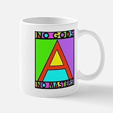 No Gods No Masters Mug