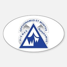 Northern Warfare Training Center (NWTC) Decal