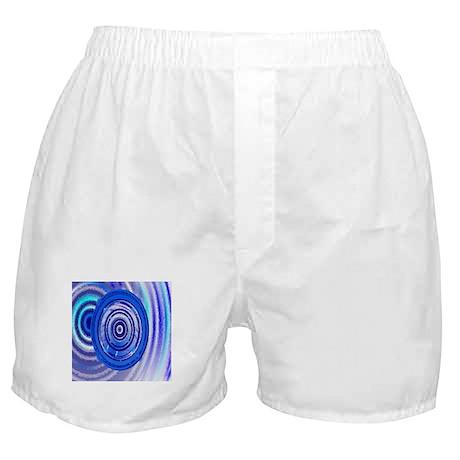 Scratch Circle Boxer Shorts
