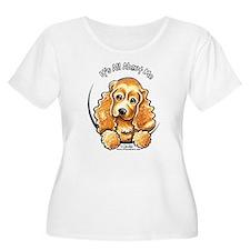 Cocker Spaniel IAAM T-Shirt