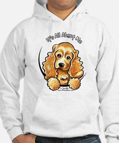 Cocker Spaniel IAAM Jumper Hoody