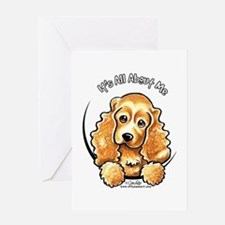 Cocker Spaniel IAAM Greeting Card