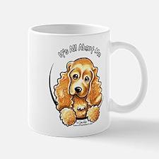 Cocker Spaniel IAAM Mug