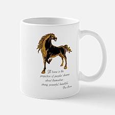 Strong powerful beautiful Mug