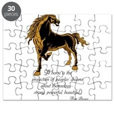 Strong powerful beautiful Puzzle