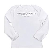 96% Dollar Devaluation Long Sleeve T-Shirt
