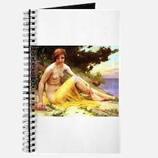 Seignac - Nude on the Beach - Journal