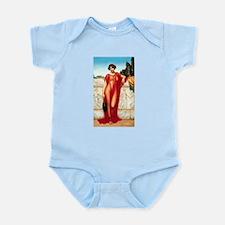 Nude Godward Athenais Infant Bodysuit