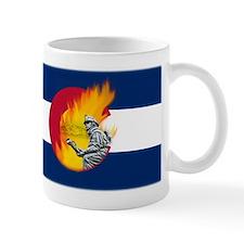 Black Forest Fire, Colorado Springs Mug