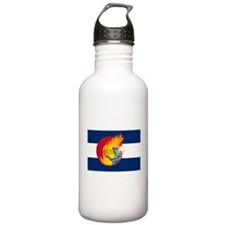 Black Forest Fire, Colorado Springs Water Bottle