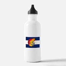 Black Forest Fire, Colorado Springs Water Bottle