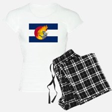 Black Forest Fire, Colorado Springs Pajamas