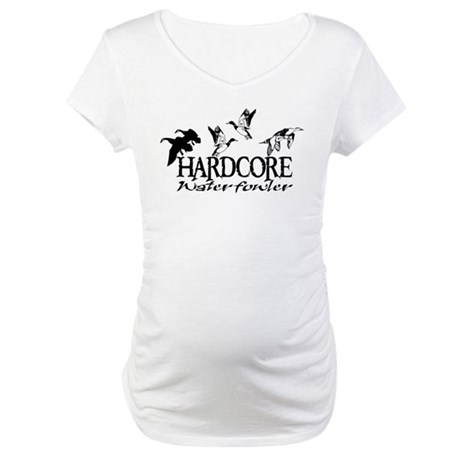 DUCK AND GOOSE HUNTING Maternity T-Shirt