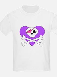 Cute Skull and Crossbones T-Shirt