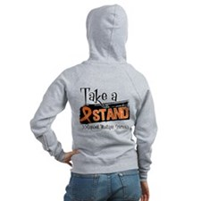Take a Stand Multiple Sclerosis Zip Hoody