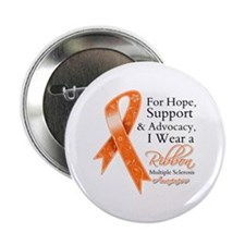 "Hope Support Multiple Sclerosis 2.25"" Button (10 p"