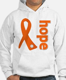 Hope Ribbon Multiple Sclerosis Hoodie