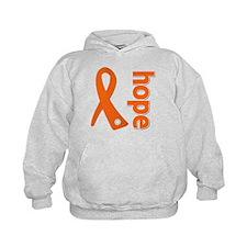 Hope Ribbon Multiple Sclerosis Hoodie