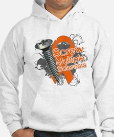 Screw Multiple Sclerosis Hoodie