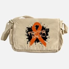 Fighting Back Multiple Sclerosis Messenger Bag