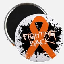 "Fighting Back Multiple Sclerosis 2.25"" Magnet (10"