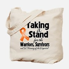 Stand Multiple Sclerosis Tote Bag