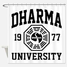 Dharma U Shower Curtain