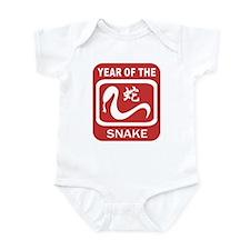 Year of The Snake Infant Bodysuit