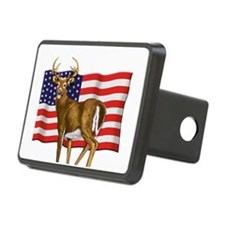 American White Tail Deer Buck Hitch Cover