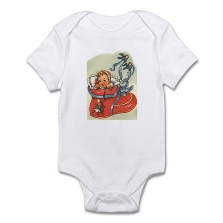 Baby Vintage Infant Creeper