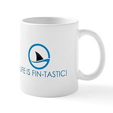 """Life is FIN-Tastic!"" Mug"