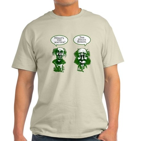 Higgs Boson Humor Light T-Shirt