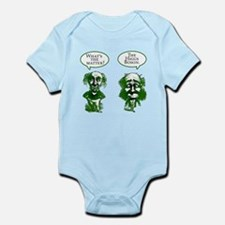 Higgs Boson Humor Infant Bodysuit