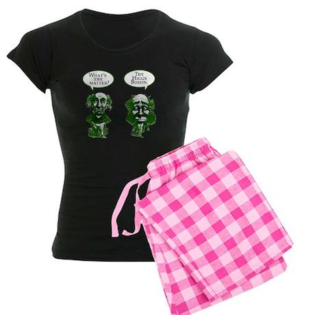Higgs Boson Humor Women's Dark Pajamas
