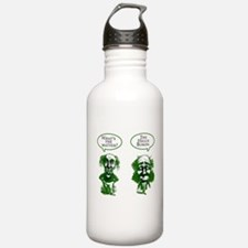 Higgs Boson Humor Water Bottle