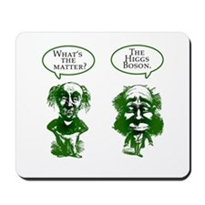 Higgs Boson Humor Mousepad