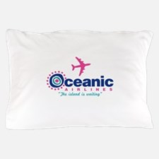 Oceanic Airlines Pillow Case