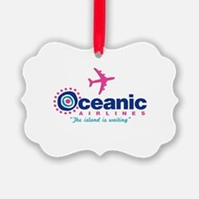 Oceanic Airlines Ornament