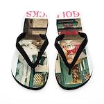 Goldilocks Flip Flops