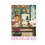 Goldilocks Postcards (Package of 8)