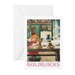 Goldilocks Greeting Cards (Pk of 10)