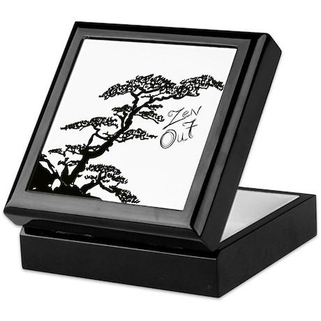Zen Tree (Zen Out) Keepsake Box