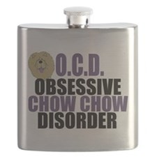 Funny Chow Flask