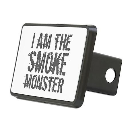 Smoke Monster Rectangular Hitch Cover