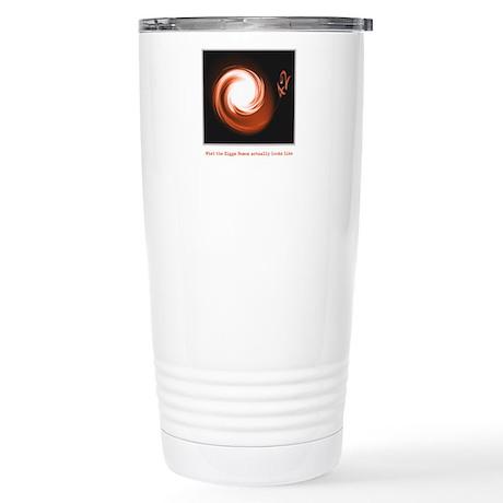 Higgs Boson 42 Stainless Steel Travel Mug