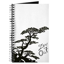 Zen Tree (Zen Out) Journal